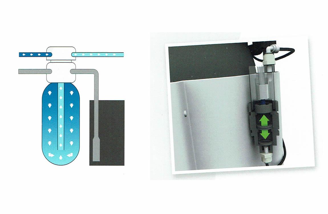 Onderhoud waterverzachter zout